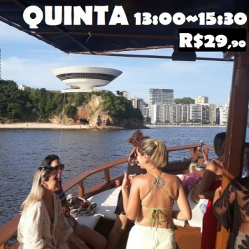 Rio Mania de Mar   Sua Festa no Barco