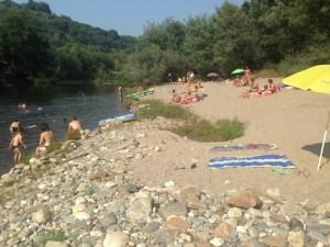 Praia Fluvial