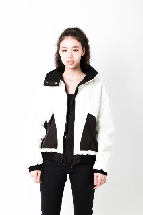 куртка SHINE белая