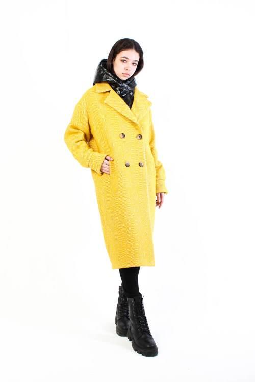 Твидовое пальто Nova