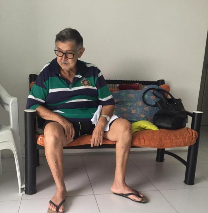 Familiares e Amigos prestam as últimas homenagens ao Sr Bernardo José em Luzilândia