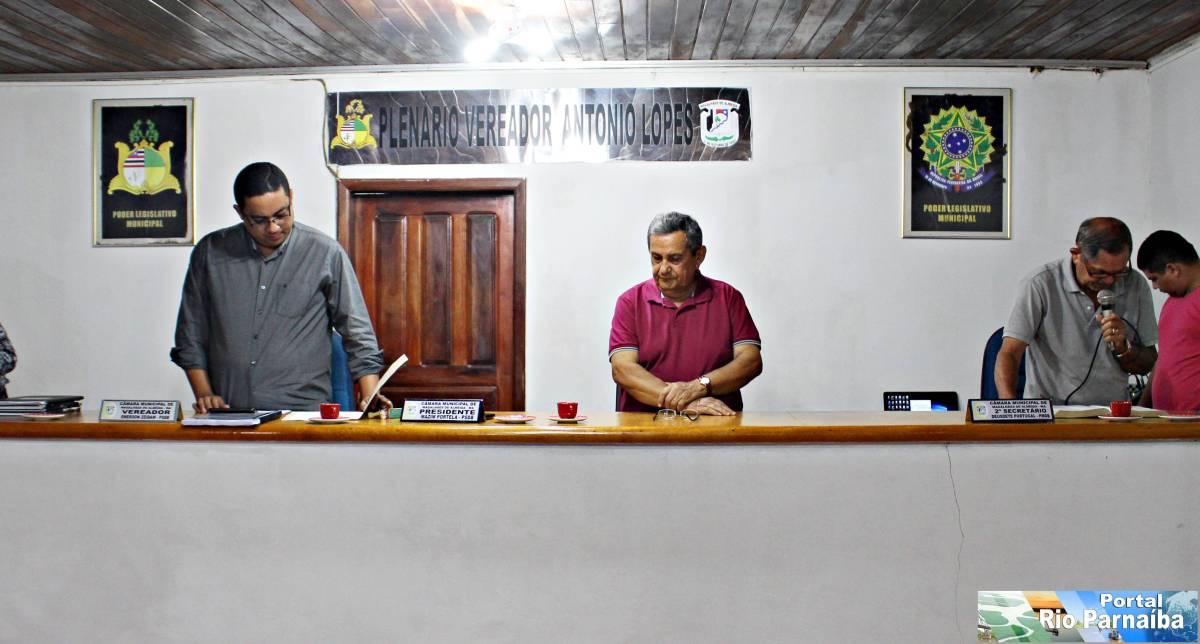Polêmica no retorno dos trabalhos da Câmara de Vereadores  de Magalhães de Almeida