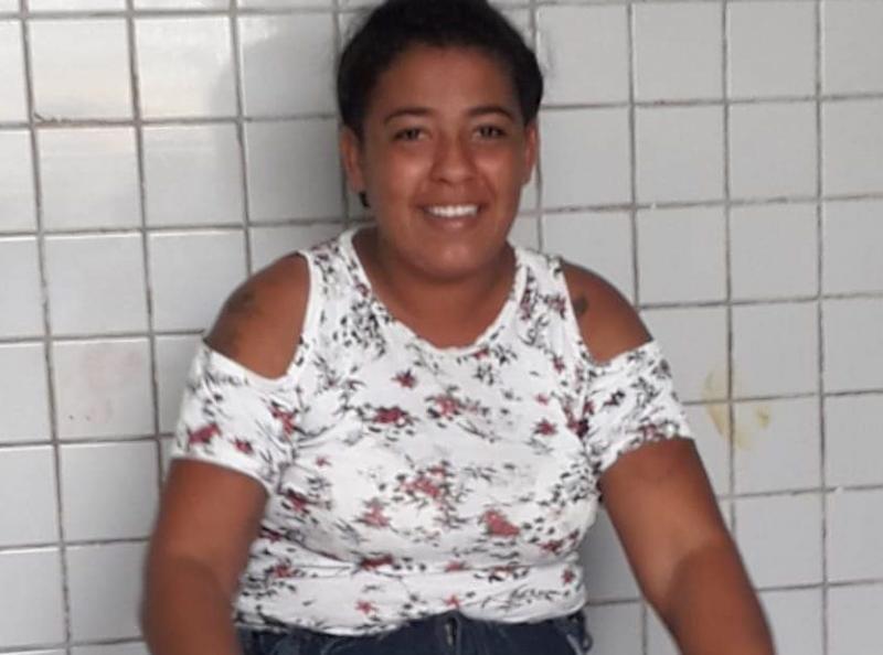 Assaltante zomba da PM durante prisão em Teresina