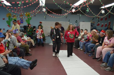 Ugly Christmas Sweater Party! (5)