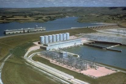 hidroelectrica del rio missouri