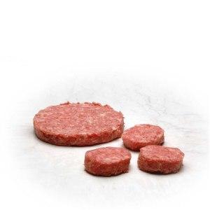 Carne de Hambúrguer Bovino com Tempero 56g - Wessel