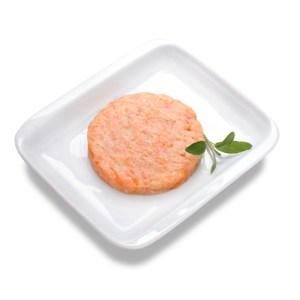 Carne de Hambúrguer de Frango Artesanal