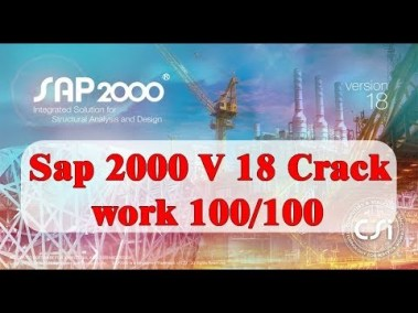 Sap2000 v18