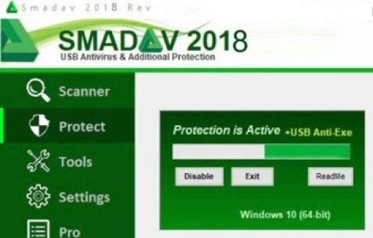 smadav antivirus pro 2018 crack + registration key download