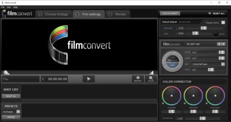 FilmConvert Crack