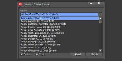 Universal Adobe Patcher 1