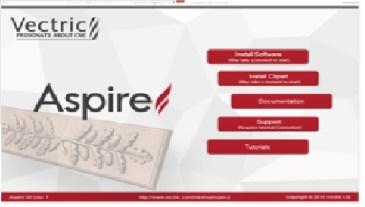 Vectric Aspire 1