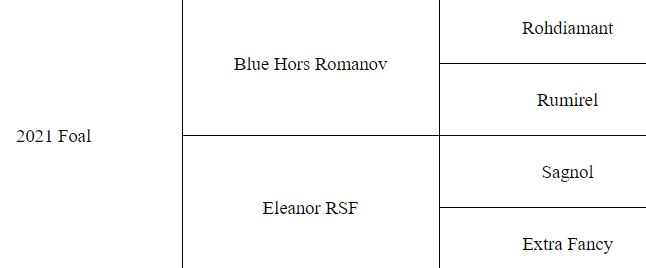 Romanov Pedigree