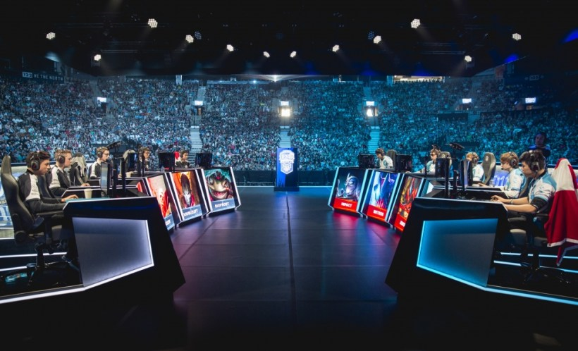 Image result for NA LCS finals