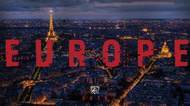 Worlds 2019 Avrupa'da olacak