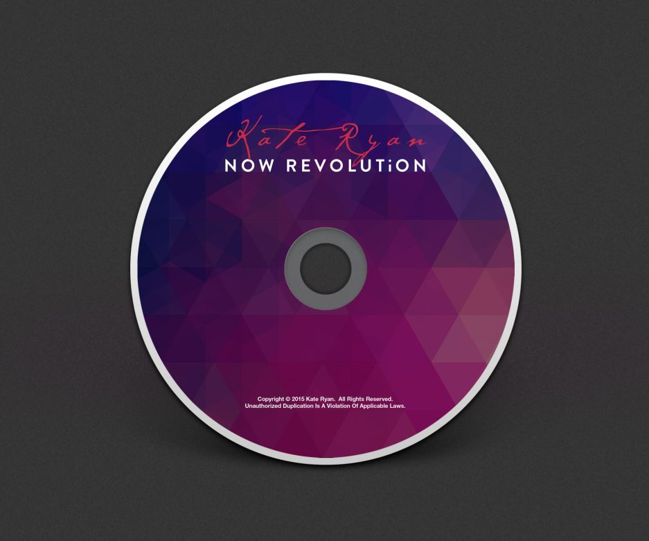 Kate Ryan   Now Revolution: Branding & Creative Direction - CD In Situ
