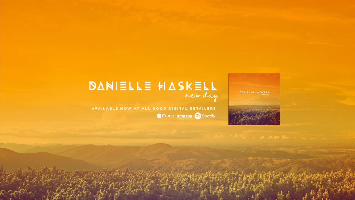Danielle Haskell | Branding & Creative Direction: New Day Youtube Artwork