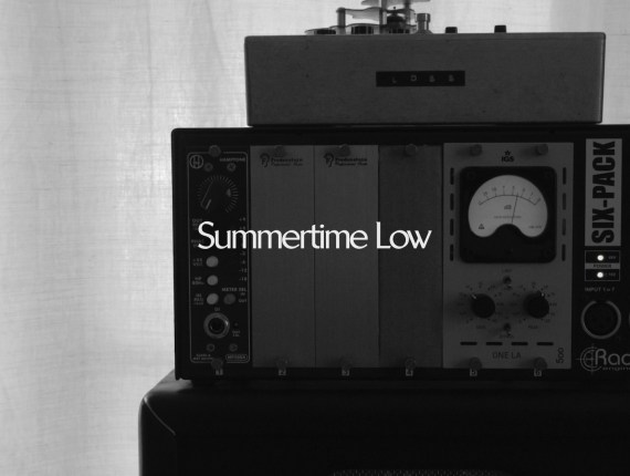 Old Sea Brigade & Luke Sital-Singh - Summertime Low