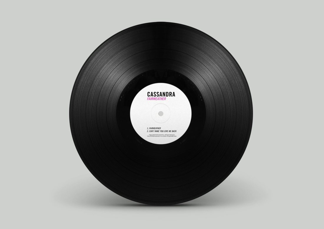 Cassandra | Fairweather EP - Label