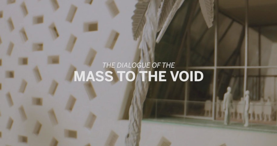 Reside: Moments w/ Architect Shohei Shigematsu: The Dialogue Of The Mass To The Void
