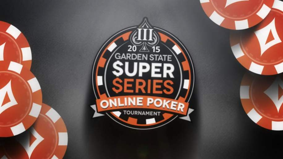 Party Poker: Garden State Super Series 2015 Trailer