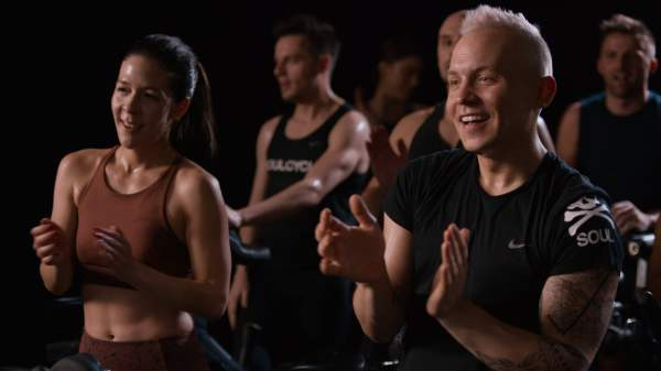 SoulCycle: Turn It Up Campaign Film