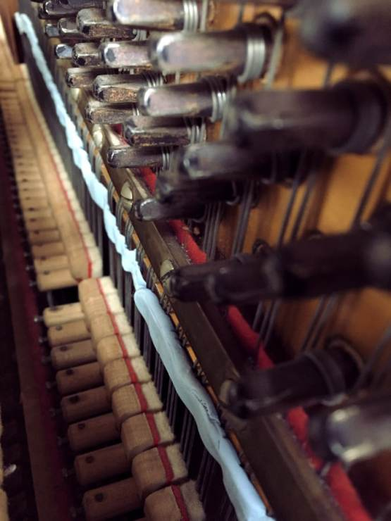 Putty Piano Sample Library Sideways
