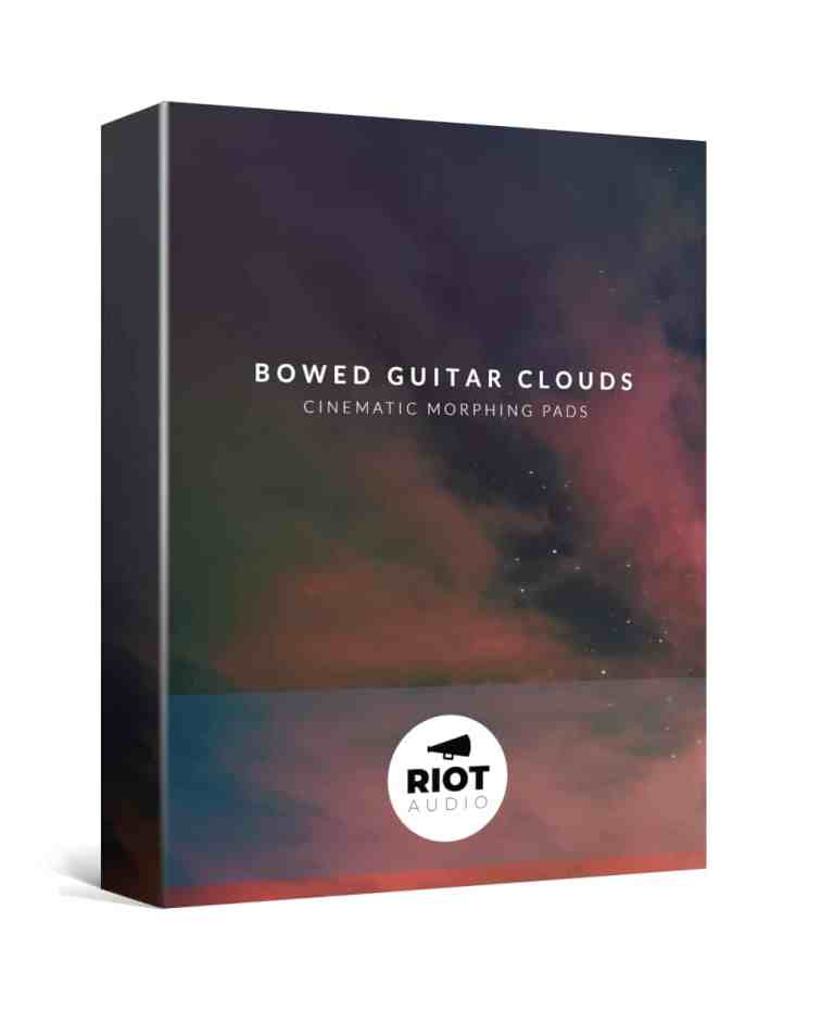 Bowed Guitar Clouds | Cinematic Morphing Pads