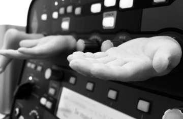Baritone Guitar Washes Studio Session - Amp 2