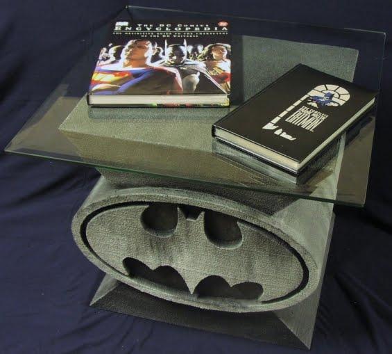 Holy Table Batman 10 Super Batman Symbol Tables  Riot Daily