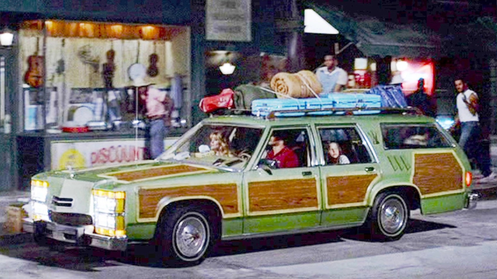 The Family Truckster Is For Sale Riot Fest