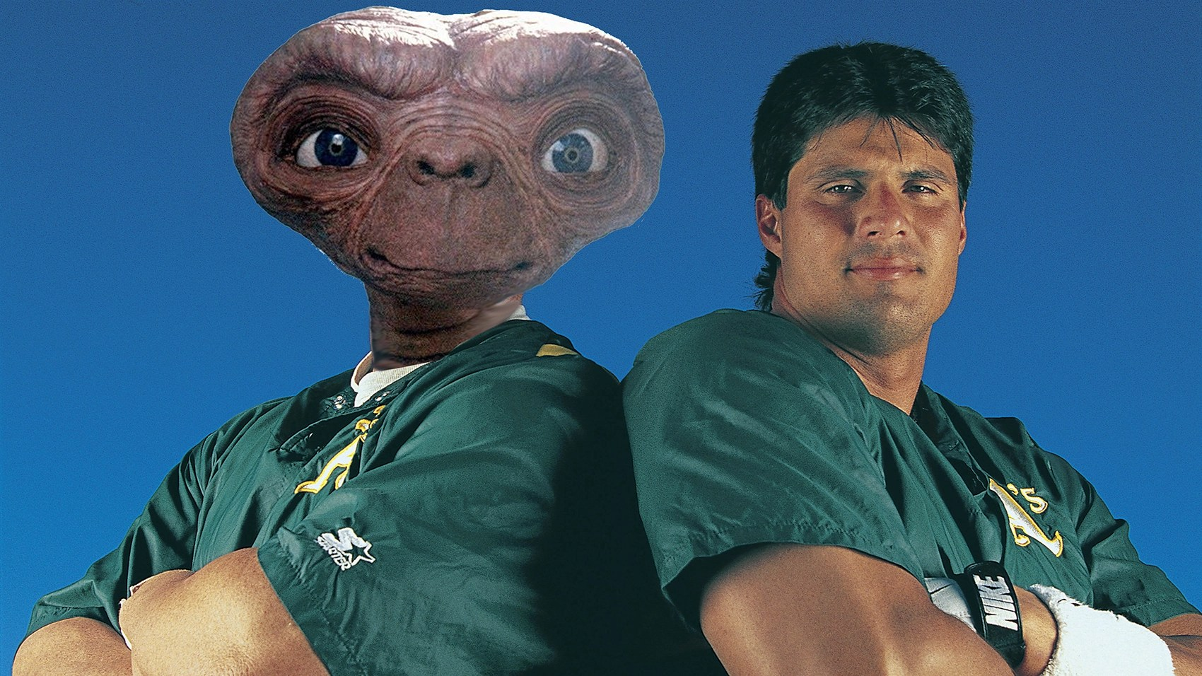 For 5000 You Can Spend The Weekend With Jose Canseco Searching For Aliens And Bigfoot  Riot Fest