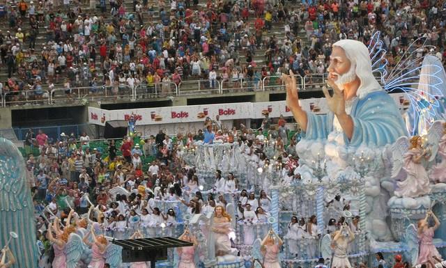 Beija-Flor Rio Carnival 2011