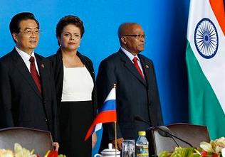 Rousseff and Zuma at 2011 BRICS summit, Brazil News