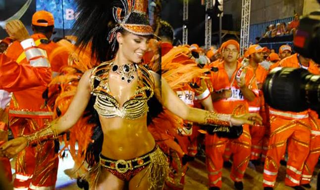 G.R.E.S Acadêmicos do Grande Rio at Carnival 2011, Rio de Janeiro, Brazil News