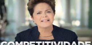 Dilma September 7th National Address 2012, image recreation.