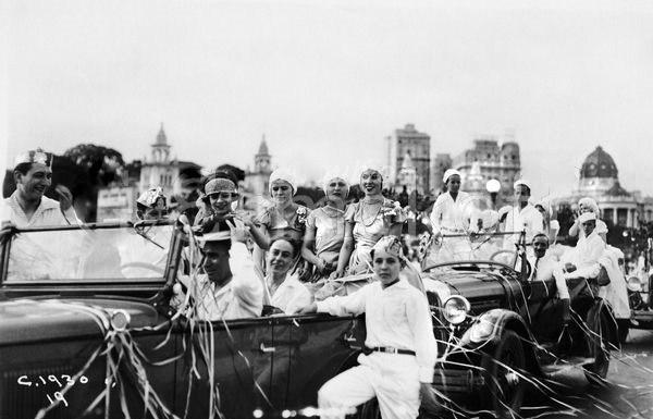 1930 Carnival in Rio, Rio de Janeiro, Brazil News