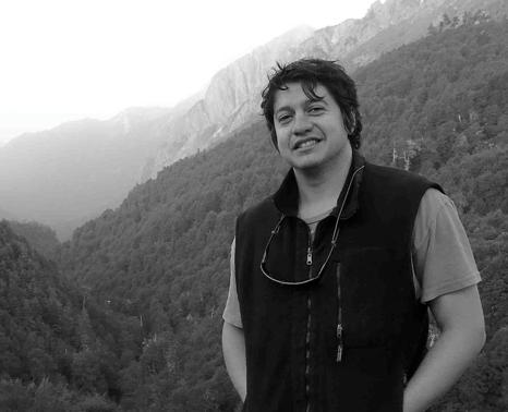 Alfonso Stefanini, environmental consultant in Rio de Janeiro, Brazil