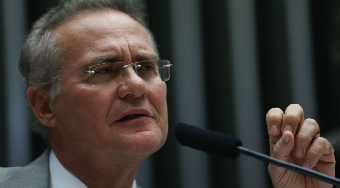 Brazil, Congress,Renan Calheiros, President of Brazil's Senate, is said to have held dubious conversations with oficial,