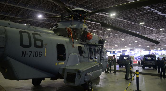 LAAD Defense and Security Conference Continues in Rio, Rio de Janeiro, Brazil, Brazil News