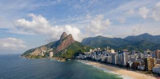 The most valued residential properties in Rio are in the neighborhood of Leblon, Rio de Janeiro, Brazil, Brazil News