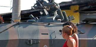 The Brazilian Armed Forces are conducting an operation today (Thursday, June 21st) in the favela communities of Babilônia and Chapéu Mangueira, just behind Leme, along the beach of Zona Sul (South Zone) in the city of Rio de Janeiro, Brazil, Brazil News