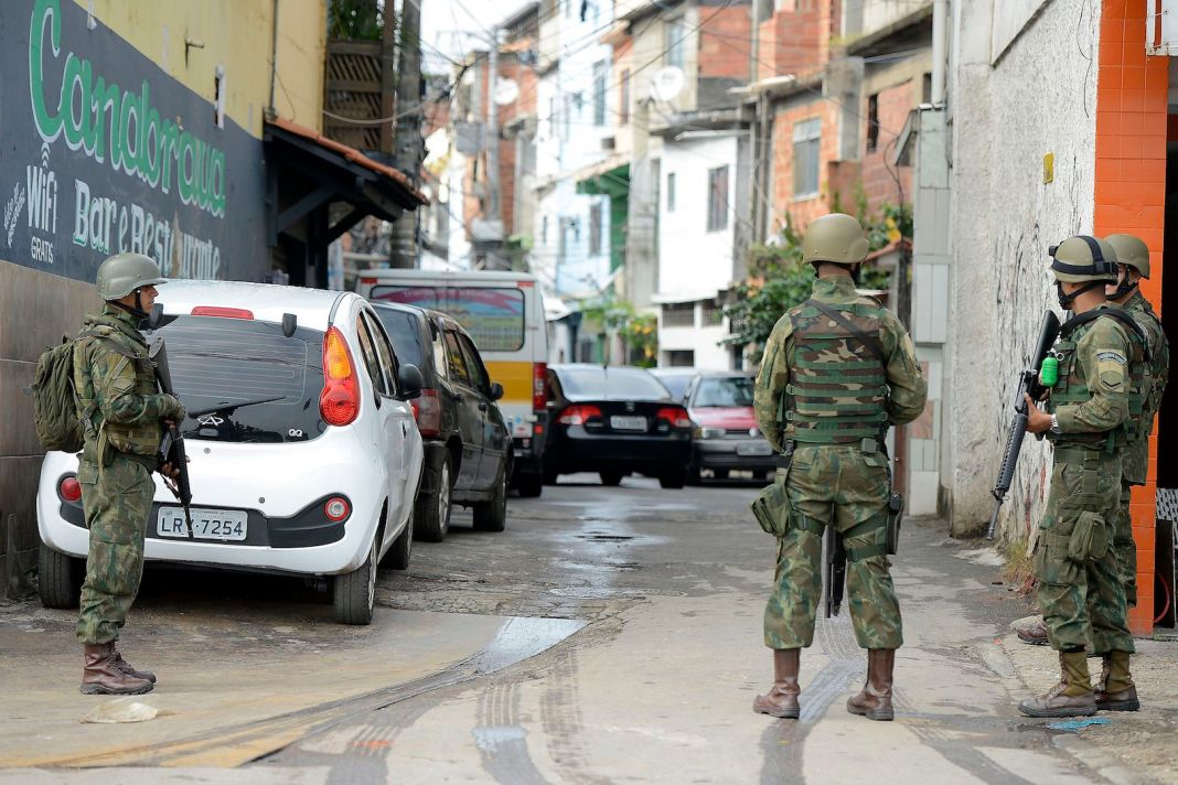 Brazil,After ten months, federal intervention in the state of Rio de Janeiro will be lifted,