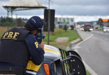 Mobile radars being used by federal highway police may become a thing of the past, according to President Bolsonaro,