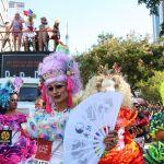 Brazil,23rd Gay Pride Parade in Avenida Paulista in São Paulo,