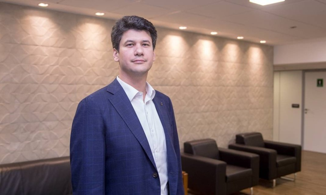 Gustavo Montezano, 38, was appointed to be the new president of the National Bank for Economic and Social Development, BNDES.