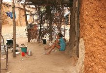Brazil,The Northeast of Brazil is one of the poorest regions of the country,