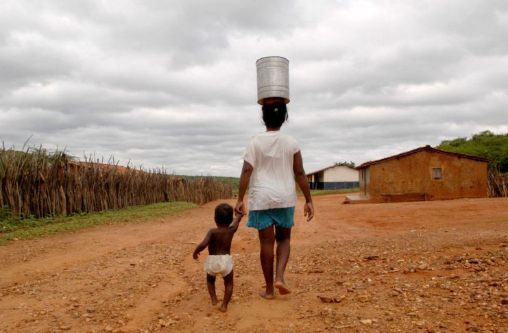 Brazil,Data shows that by 2050 half of the world's population will live in regions where drinking water is scarce