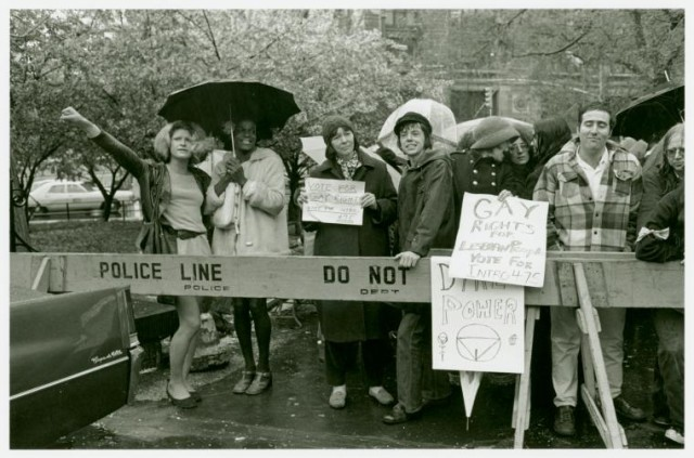 Stonewall Rhetoric Of Riot Protest And Social Movements