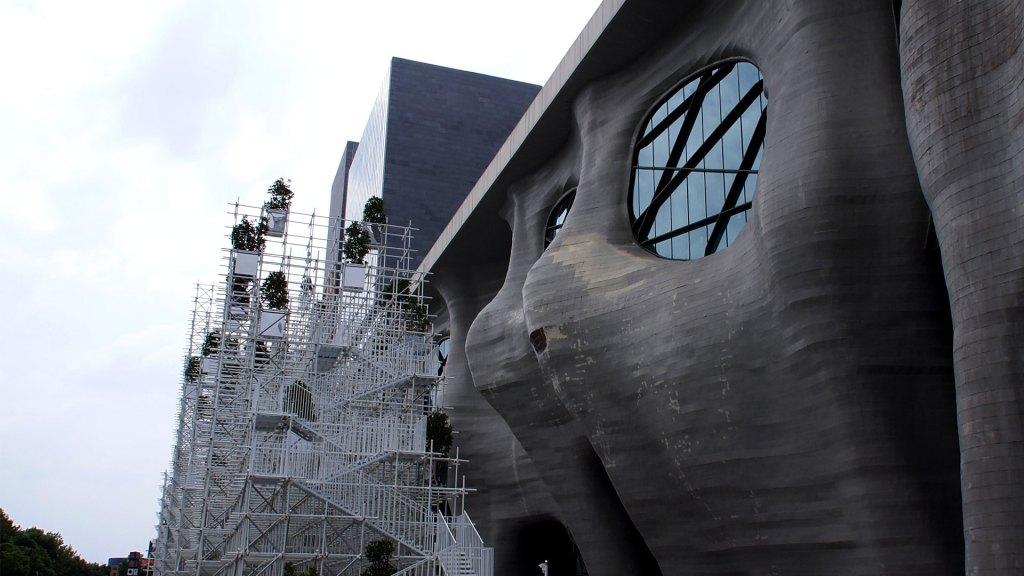 Shanghai Project: Fujimoto
